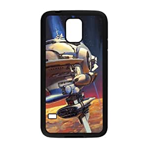 Cartoon The Wall.e for Samsung Galaxy S5 Phone Case 8SS458464