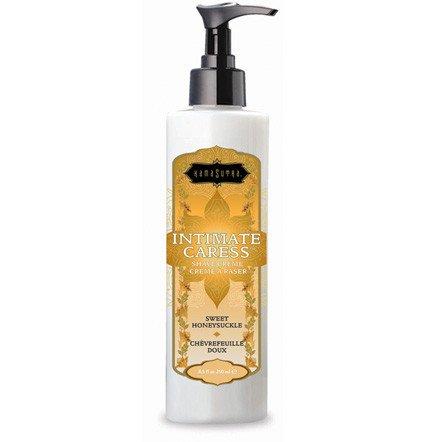 Kama Sutra Intimate Caress Shaving Cream, Scent - Honeysuckle