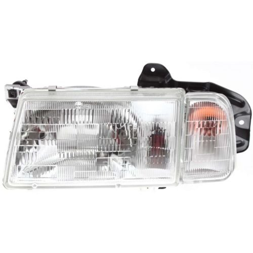 30020200 Headlamp (GEO TRACKER HEADLIGHT ASSEMBLY LEFT (DRIVER SIDE) (WITH S.MARK) 1989-1998)