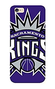 Dreaminghigh Durable Defender Case for iphone 4 4s Tpu Cover(basketball Nba Sacramento Kings ) Best Gift Choice