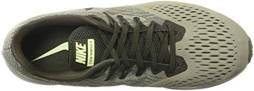 Nike Sequoia Multicolore Winflo Scarpe 011 Dark Running Uomo Stucco da 4 Trail Zoom rCwxP1qr