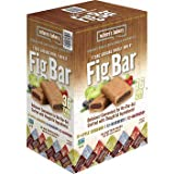 Nature's Bakery Fig Bars, Variety Pack, 2 oz, 4Pack (12-apple cinnamon, 12-blueberry, 12-raspberry ) BkwlX