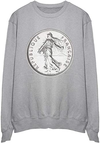 Republicue Francais Money Pullover Sweater