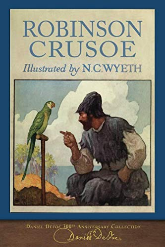 Robinson Crusoe: N.C. Wyeth Illustrations for sale  Delivered anywhere in USA