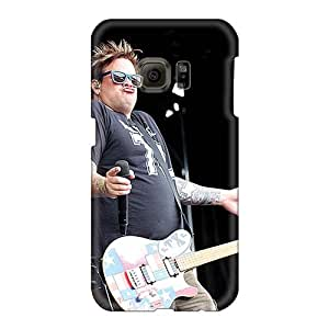 Shock Absorption Cell-phone Hard Cover For Samsung Galaxy S6 (qeA13640Eqmo) Support Personal Customs Realistic Bowling For Soup Band Series