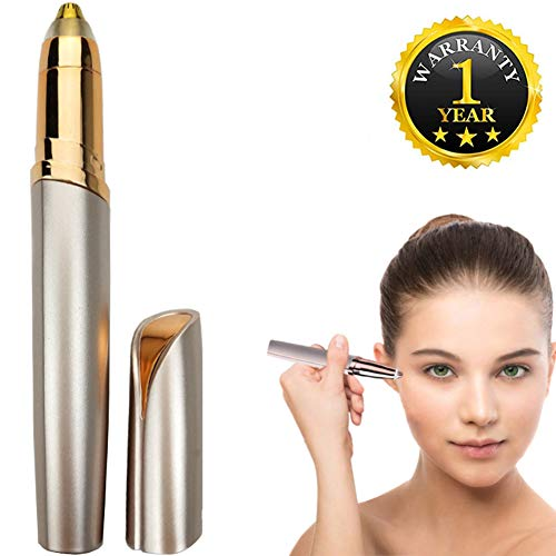 NGUP eyebrow trimmer for women men black by NGUP