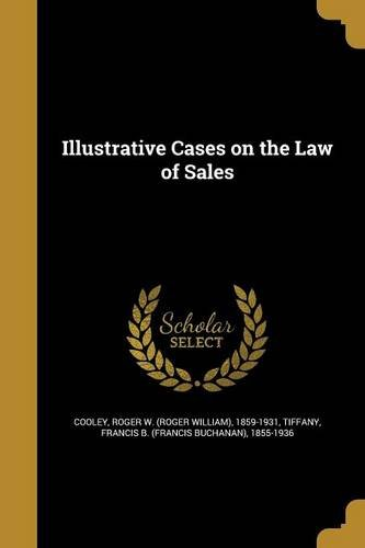 Download Illustrative Cases on the Law of Sales PDF