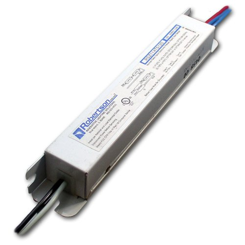 Robertson Worldwide RSZ114T5120 electronic ballast for multiple 6w to 21w CFL and linear lamps