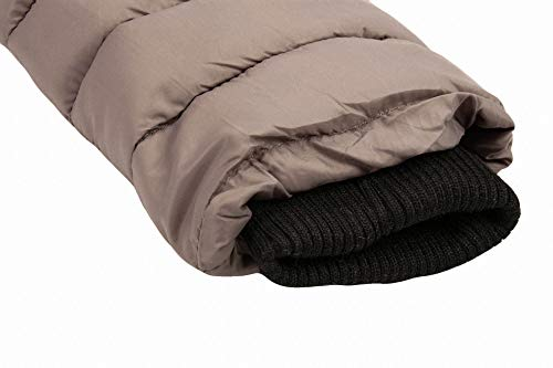 Navahoo - giacca imbottita da donna, con cappuccio, B348 Deep Sand