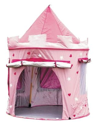 Puregadgets© Fairy Princess Tale Castle Pop Up Childrenu0027s Tent with Windows and Roll Up Door Pink Girls Indoor or Outdoor Use Girls Pink Toy Play Tent ...  sc 1 st  Amazon UK & Puregadgets© Fairy Princess Tale Castle Pop Up Childrenu0027s Tent ...
