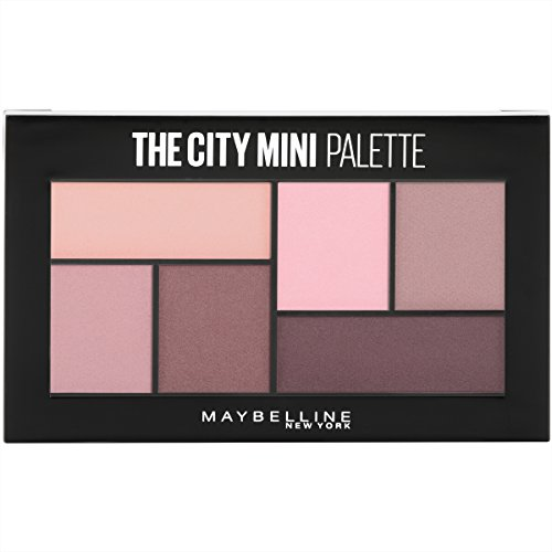 Maybelline The City Mini Eyeshadow Palette Makeup, Skyscape