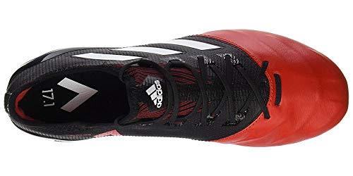 Ace noir Fg Football 1 Homme De Leather Adidas Noir Blanc Pour Chaussures Rouge 17 dwqPUxU