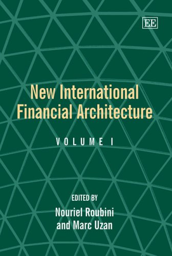 international financial architecture 1 reforming the international financial architecture, 2011 edition1 barry eichengreen may 2011 if us president clinton's treasury secretary robert rubin is responsible for coining the.