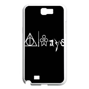 New Brand Case for samsung galaxy note2 n7100 w/ Harry Potter Dealthy Hallows image at Hmh-xase (style 1)