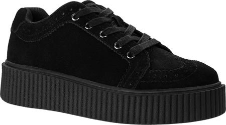 Casbah Women's Black U Black Shoes Wingtip K T Creeper pnfqcAp