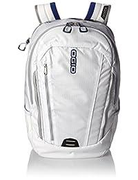 OGIO Apollo Pack, White/Navy, International Carry-On