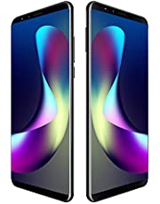 CUBOT X18 Plus 4G Smartphone LTE ohne Vertrag mit 5,99 Zoll Vollbildschirm,Dual Rückkamera,Fingerabdruck Sensor,4GB RAM 64GB ROM,4000 mAh Akku,Android 8.0 MTK6750T 1,5 GHz Octa Core