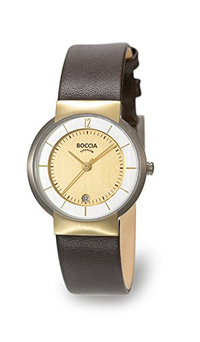 3123-07 Ladies Boccia Watch