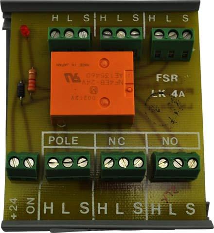 FSR LK-4 Audio Relay Card