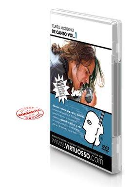 Virtuosso Professional Singing Method Vol.1 (Curso De Canto Profesional Vol.1) SPANISH ONLY