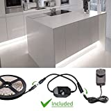 Ustellar Dimmable 600 LED Light Strip Kit with