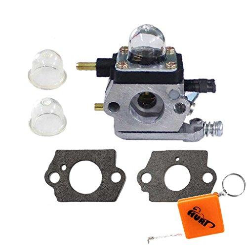 HURI Carburateur Carb et Joints pour Zama C1U-K54A Echo Trimmers Mantis Tillers 12520013123 12520013124 12520013127 12520013128