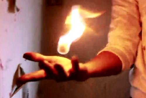 Floating Fireball Magic Trick by The Orlando Project (Image #4)