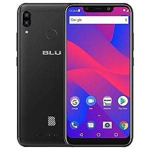 BLU Vivo XL4 6.2″ HD Display Smartphone 32Gb+3Gb RAM, Black