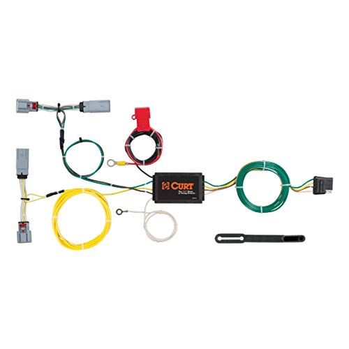 - CURT 56235 Vehicle-Side Custom 4-Pin Trailer Wiring Harness for Select Chrysler 300C, Chrysler 300S