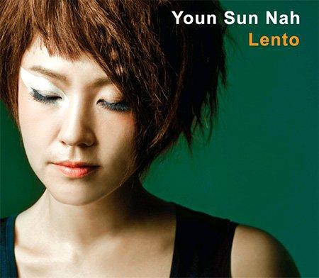 Price comparison product image Kpop CD, Nah Youn Sun - 8th Album : LENTO[002kr]