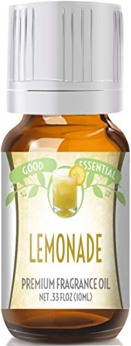 Lemonade Scented Oil by Good Essential (Premium Grade Fragrance Oil) - Perfect for Aromatherapy, Soaps, Candles, Slime, Lotions, and More!