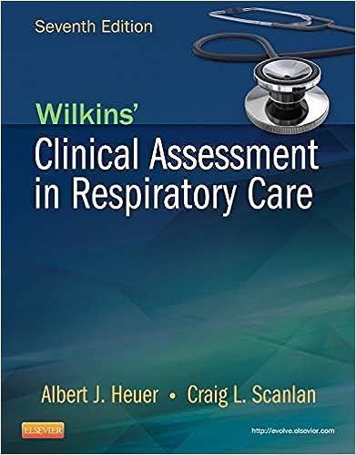 respiratory therapy case study scenarios