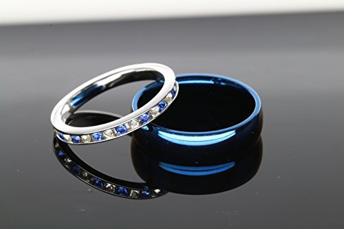 rings steel wedding ring for s loading is men band itm damascus image engagement handmade