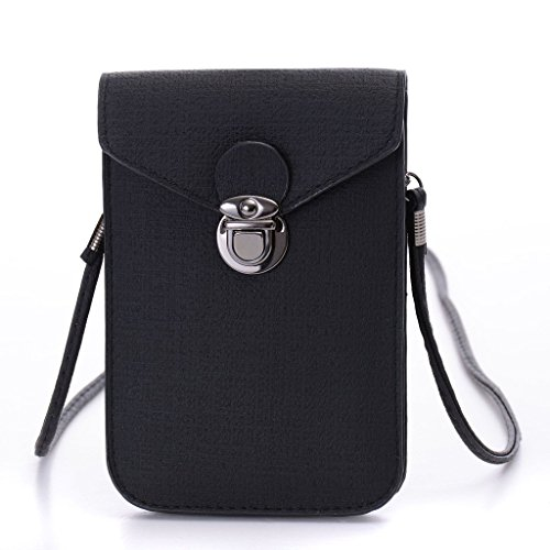 dddh-girls-small-pu-leather-crossbody-cellphone-bag-smart-phone-pouch-with-shoulder-strapblack