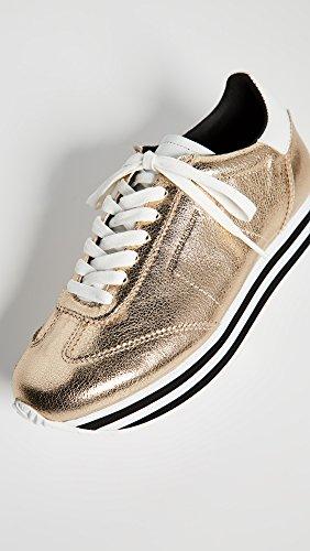 Rebecca Minkoff Dames Susanna Sneakers Goud