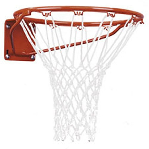 First Team Heavy Duty Front Mount Fixed Basketball Goal - First Team Basketball Goal