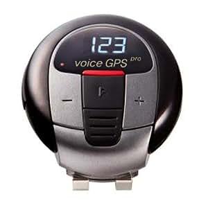 Voz GPS Pro - Caddy Golf GPS / Distancia telémetro precargado 45000 Cursos Buscador