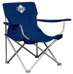 Amazon Com Mlb Tampa Bay Devil Rays Canvas Chair