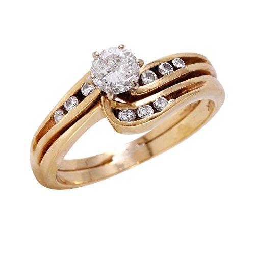 0.44 Ct Emerald Cut Diamond - 8