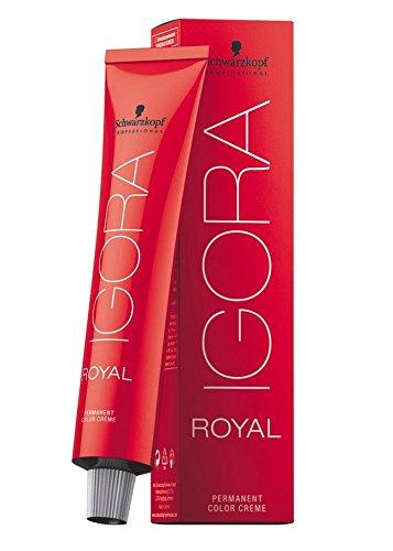 Schwarzkopf Igora Royal Mix 0–89Rouge Violet Concentré Professional Couleur des cheveux 60ml