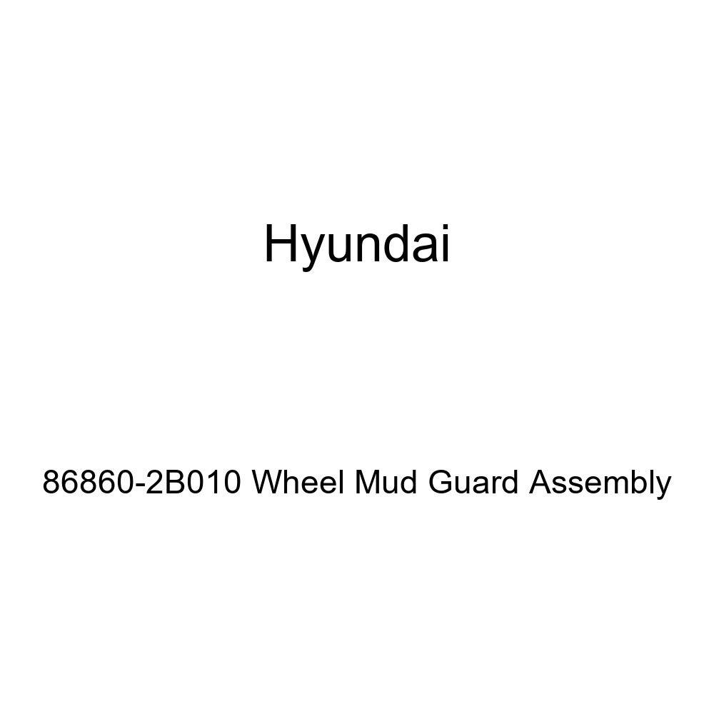 Genuine Hyundai 86860-2B010 Wheel Mud Guard Assembly