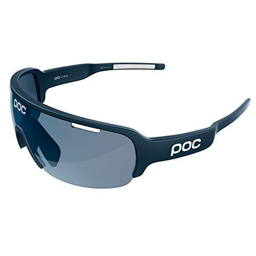 POC DO Half Blade Sunglasses, Navy Black, One - Do Blade Sunglasses Poc