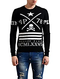 Homme Limited Edition Wool Mens Crewneck Sweater
