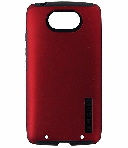 Turbo Case - Original Incipio DualPro Dual Layer Protection Case for Motorola Droid Turbo (Red)