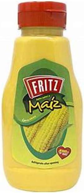Fritz Salsa Sabor A Maiz Amazon Es Alimentación Y Bebidas
