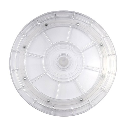 Orchidtent Turntable Organizer Rotating Bearings