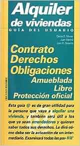 Alquiler de viviendas / Rental Housing (Guias Del Usuario) (Spanish