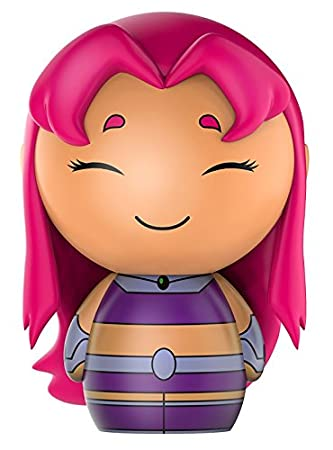Amazoncom Funko Dorbz Teen Titans Go Starfire Action Figure
