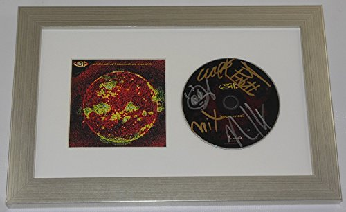 311-from-chaos-group-signed-autographed-music-cd-compact-disc-framed-display-loa