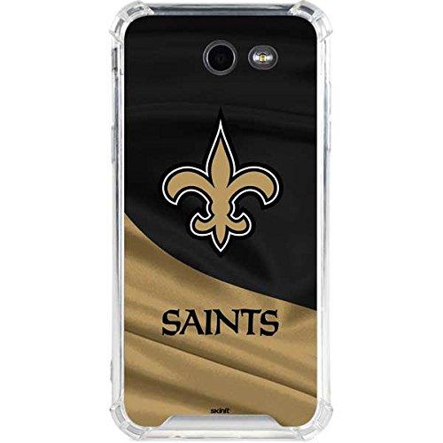 New Orleans Saints Galaxy J3 Case - New Orleans Saints | NFL X Skinit LeNu Case